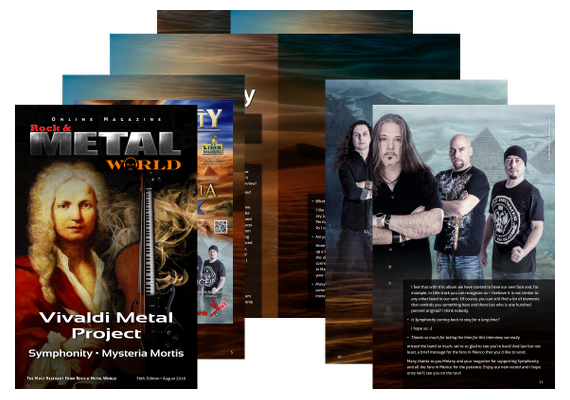 Rock & Metal World Magazine 76