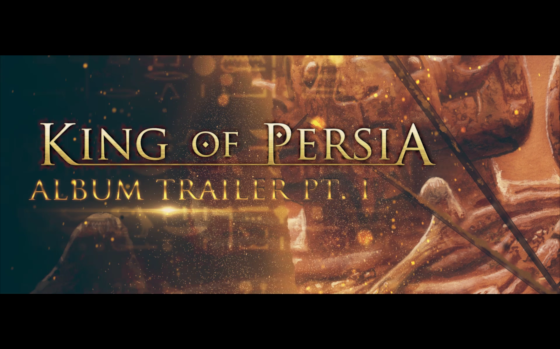Spark TV: SYMPHONITY - King of Persia Trailer part I
