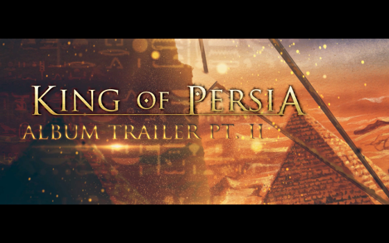 Spark TV: SYMPHONITY - King of Persia Trailer part II